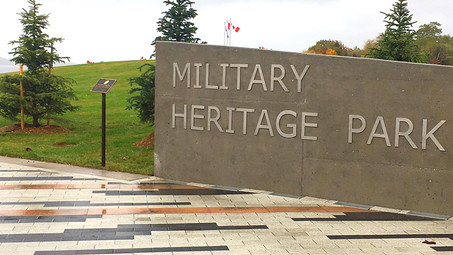 Club's Waterfront Contributions Continue with the Military History Park