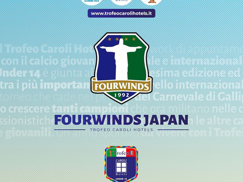 イタリア国際大会 Trofeo CAROLI Hotels(カローリホテルズ国際トーナメント)参加のお知らせ