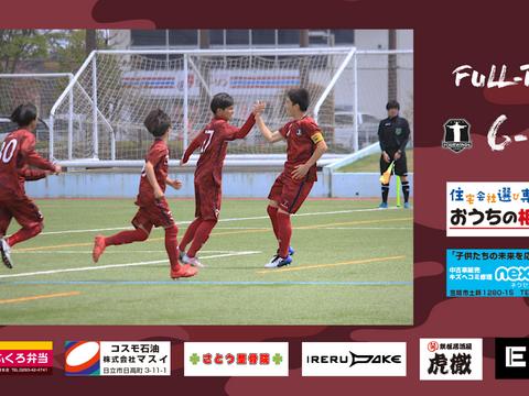 【JY/TOP】IFAリーグ 1部 第2節(延期分)