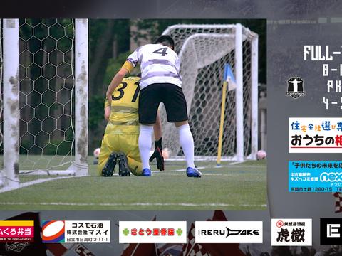 【JY/U15】クラブユース選手権 茨城県大会 準々決勝