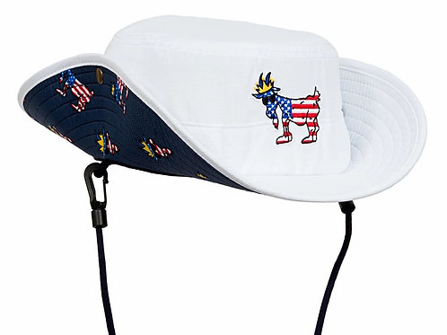 GOAT Freedom Bucket Hat