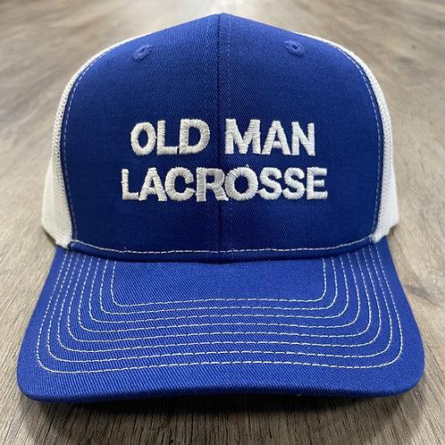 Old Man Lacrosse Hat