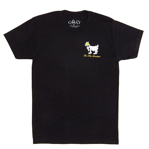 GOAT OG Black T-Shirt