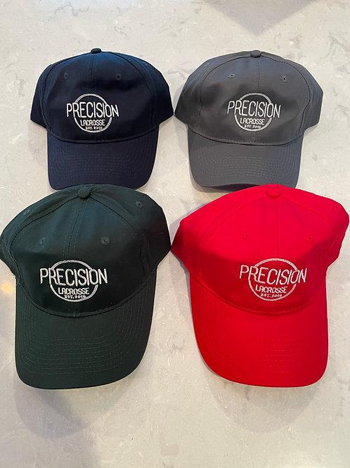 Precision Lacrosse Hat
