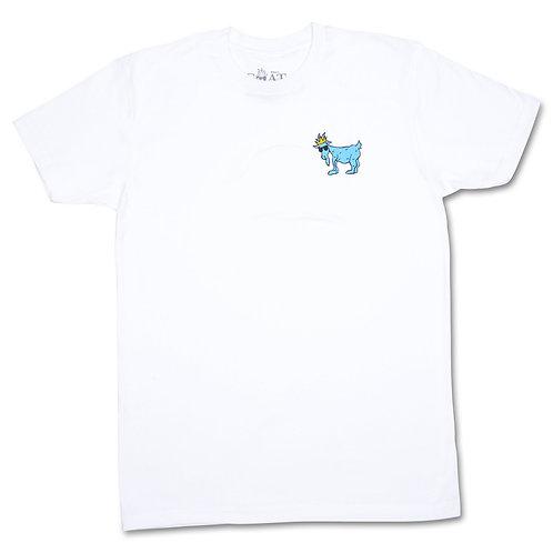 GOAT OG White T-Shirt