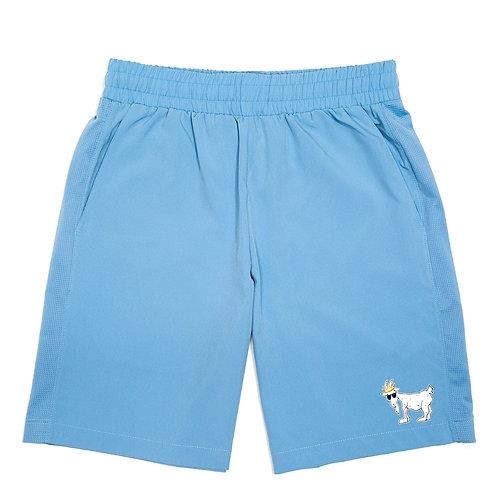 GOAT OG Men's LT Blue Shorts