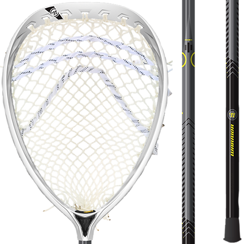 Warrior Nemesis Goalie Complete Stick