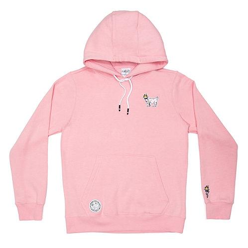 GOAT OG Pink Hoodie