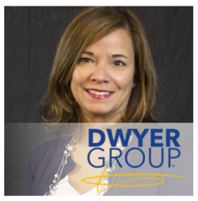Lisa Zoellner Gets Neighborly at Dwyer Group.