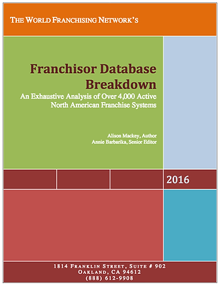 Overview of Franchise Opportunity Universe in North America
