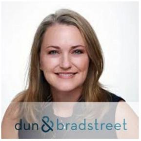 Rebecca Croucher VPS&M, Solutions Sales Dun & Bradstreet