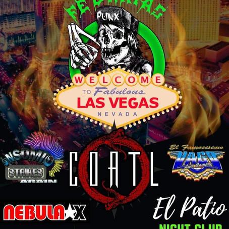 La Serpiente Regresa a Las Vegas