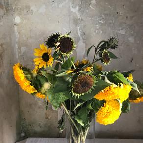 Monday Sun bouquet