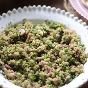 quinoa au vert