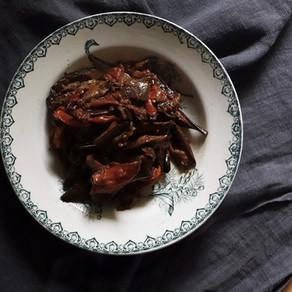 les aubergines de kof