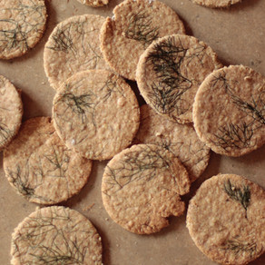 crackers seigle fenouil