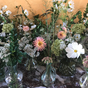 Monday wedding bouquet