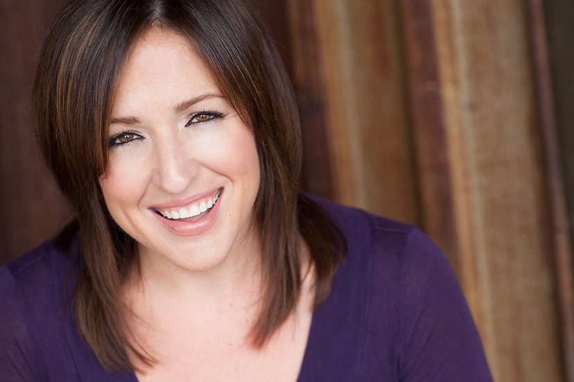 Jana Schreier - Voice Over Actress Chicago- Chicago Actress, Voice Over Artist, Singer