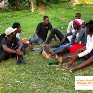 Psychosocial Intervention in the Nippes by the young Psychologists of International Women of H.O.P.E