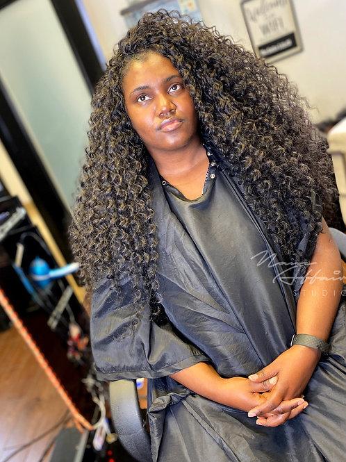 Loose Curls, Extensions