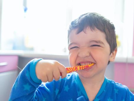 Six Ways to Make Teeth Brushing Fun for Children!