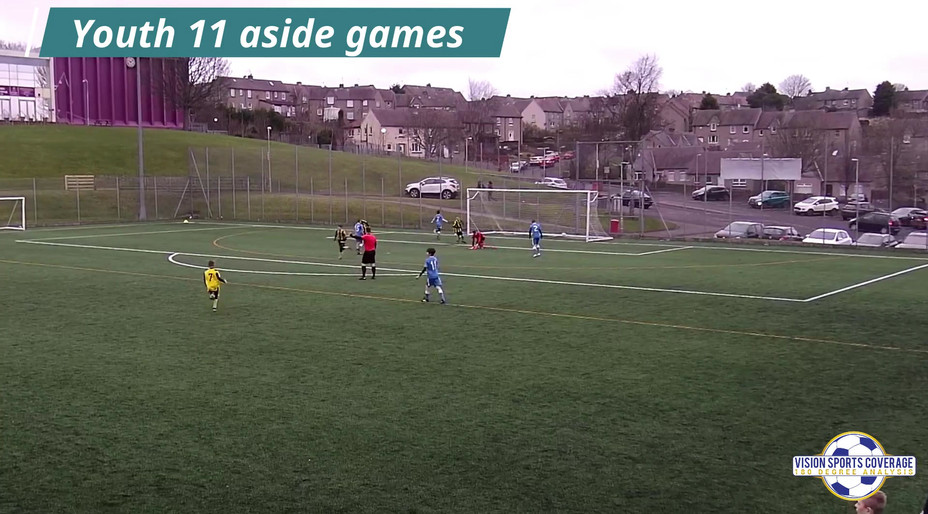 Youth 11 aside games website clip.mp4