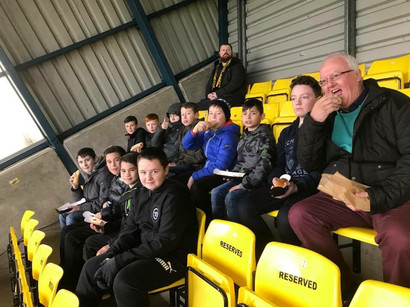 2006 Reds at the Livi Game