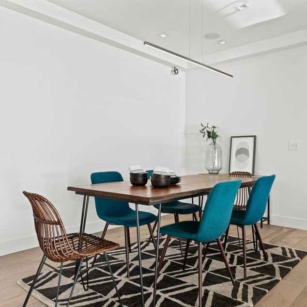 2nd Floor Penthouse - Dining Room