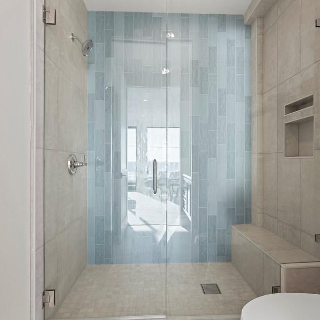 2nd Floor Penthouse - Guest Bathroom