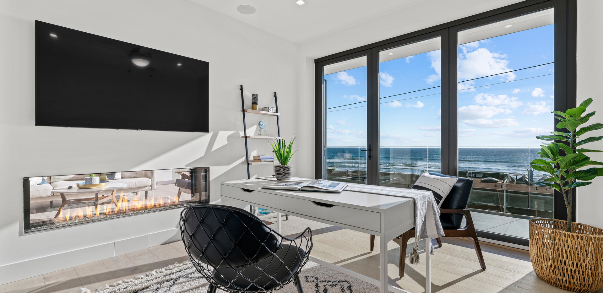 Second Floor Penthouse - Executive Office