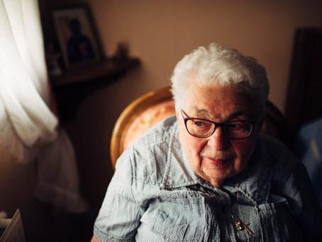 La série photos Saint-Julien, le portrait de Marie-Thérèse Rivière