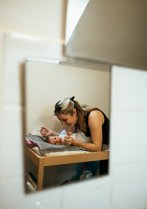Séance photo nouveau né à domicile