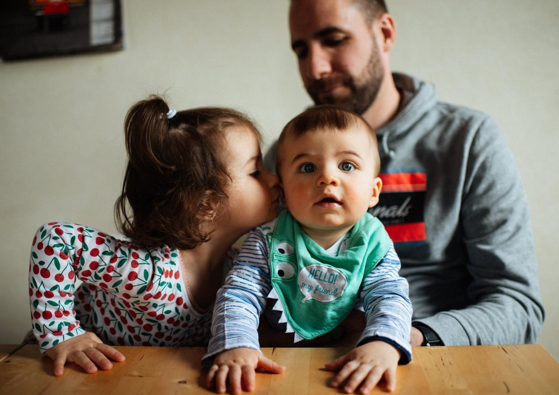 Photographe de famille à domicile