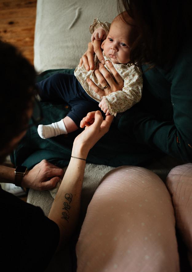 Photographie naissance