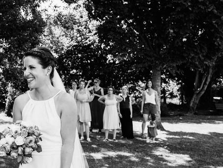 Reportage photos de mariage