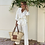 Thumbnail: Linen front tie shirt and trousers set