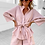 Thumbnail: Front tie linen and shorts set