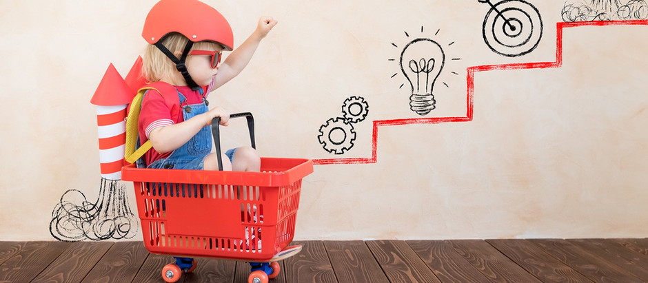 6 reasons to track your child's development with the EYFS
