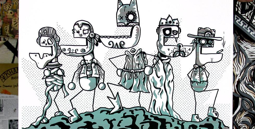Mythologeny S01,   ft. Toctoc