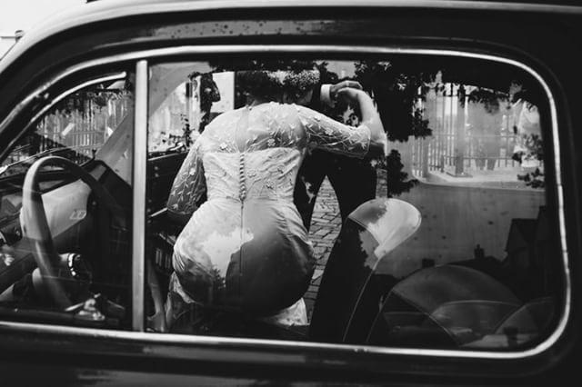 nienke | bijtje bruid
