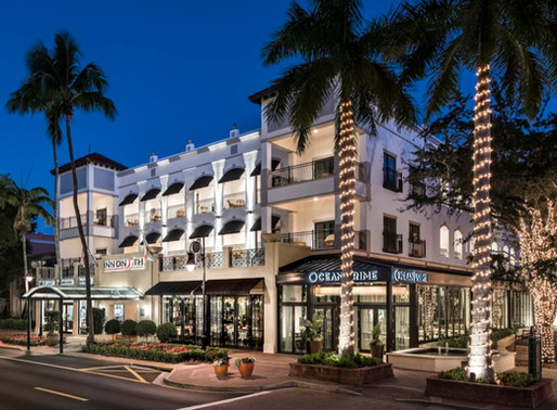 Summer in the City: The Inn on Fifth in Naples, Florida