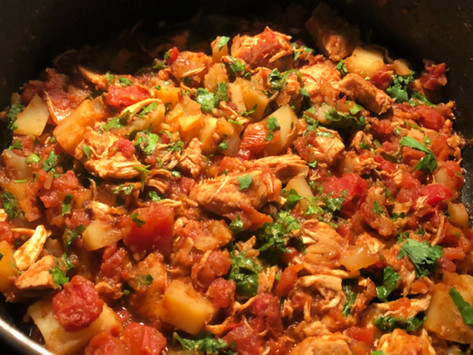 South African Chicken Curry Recipe