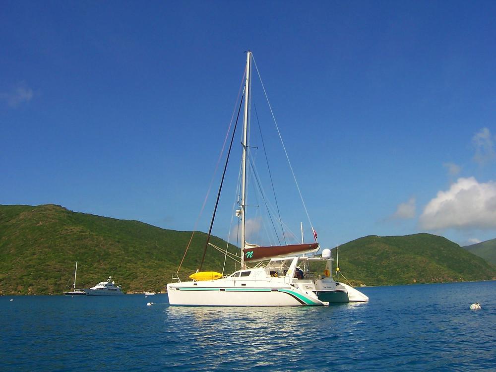 Nutmeg Charter Yacht