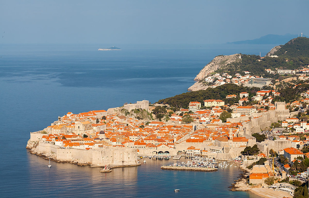 The Old City Walls Dubrovnik