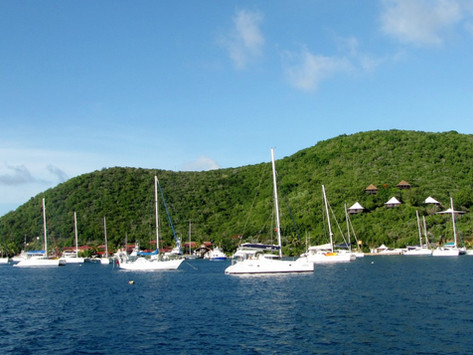 Getting Personal in the British Virgin Islands