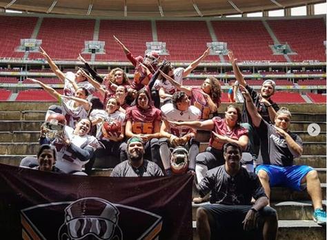 Brasília Pilots abre seletiva para novas jogadoras de Futebol Americano
