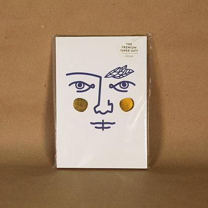 Janus notebook
