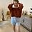 Thumbnail: Cosy Sweater Terracota