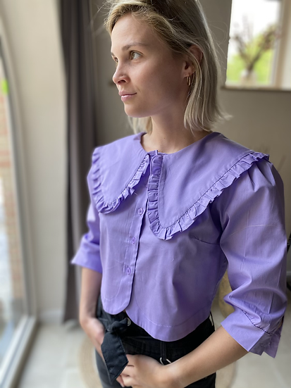 Axelle Shirt Lila