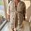 Thumbnail: Romantic white kimono beige